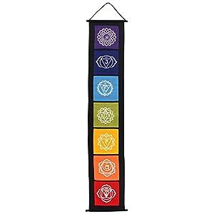 something different Colorido Chakra símbolo