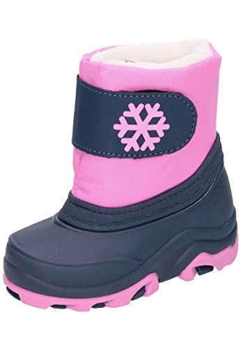 Enfant snow boot Rose - Rose