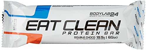 Bodylab24 Eat Clean Bar Double choco (12 x 65 g)