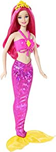 Barbie Féeries - Barbie Sirène Rose