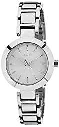 (CERTIFIED REFURBISHED) DKNY Analog White Dial Womens Watch - NY8831ICR
