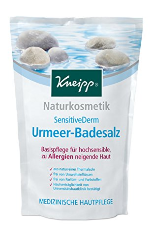 Kneipp Sensitive Derm urmeer de sales de baño, 500g
