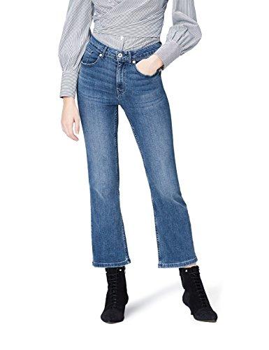 find Marchio Jeans Larghi alla Caviglia Vita Regular Uomo