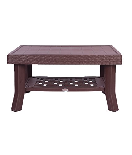 Mavi Vegas Center table-Globus Brown  available at amazon for Rs.2299