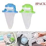 TianranRT Sacchetto filtrante della lavanderia della lavatrice della borsa della maglia del dispositivo di raccolta dei capelli della lanugine di lanugine della peluria domestica