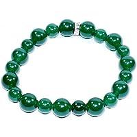 Bracelet Green Jade 10MM + 8 MM Birthstone Handmade Healing Power Crystal Beads preisvergleich bei billige-tabletten.eu