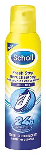 Scholl Schuh Spray Geruchsstopp, 3er Pack (3 x 150 ml)