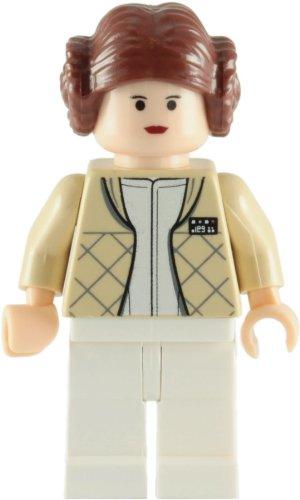 figur Prinzessin Leia mit Hoth Kleidung ()