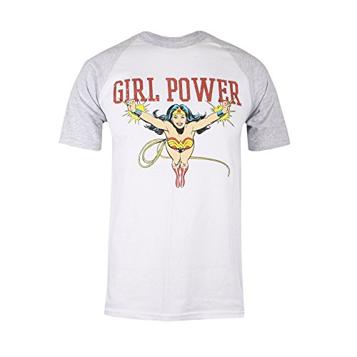DC Comics Girl Power Wonder Woman T-shirt