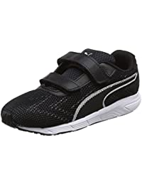 Puma Unisex-Kinder Engine V Inf Low-Top