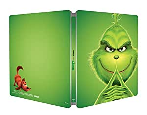 Il Grinch (Steelbook) ( Blu Ray)