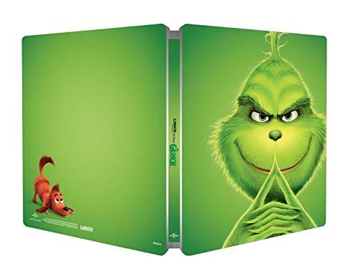 Il Grinch (Steelbook) ( Blu Ray)