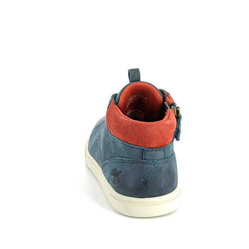 Timberland Unisex Kids    Hi-Top Slippers Blue Size  5 5
