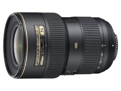 Nikon Zoom-Nikkor Zoomobjektiv - 16 mm - 35 mm