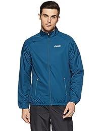 ASICS Men's Synthetic Track Jacket