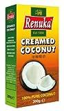Renuka - Creamed Coconut Kokosnuss-Creme 100% - 200g