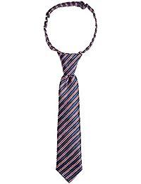 Corbatas de moda atadas ajustables Lovjoy fáciles de usar para bebés / niños (varios diseños)