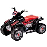 Peg Perego Quad, Polaris Sportsman 400, Nero