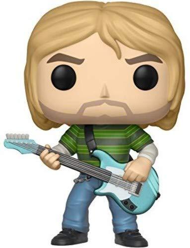 Funko Pop Kurt Cobain (Nirvana 65) Funko Pop Cantantes y Músicos