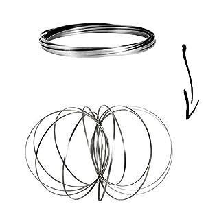 Juegos 2Momes-anillos mágicos, ea8004, Plata
