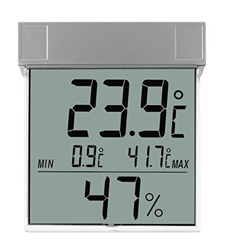 TFA Dostmann digitales Thermo-Hygrometer Vision 30.5020