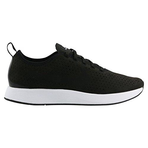 Nike Herren Dualtone Racer Premium Schwarz Textil/Synthetik Sneaker 44 (Racer Racer Premium)