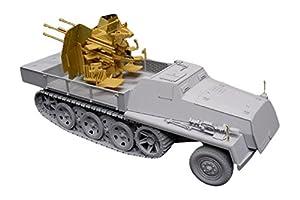 Lion Roar l3526t-Accesorios de construcción WWII German Krupp 12.8cm Pak 44Upgrade Set