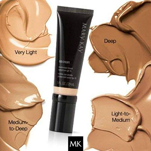 Mary Kay CC Cream SPF 15 mittlerer Schutz mit lsf 15 light to medium MHD 2019