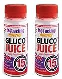 (2 Pack) - GlucoJuice - GlucoJuice Berry Burst | 60ml | 2 PACK BUNDLE