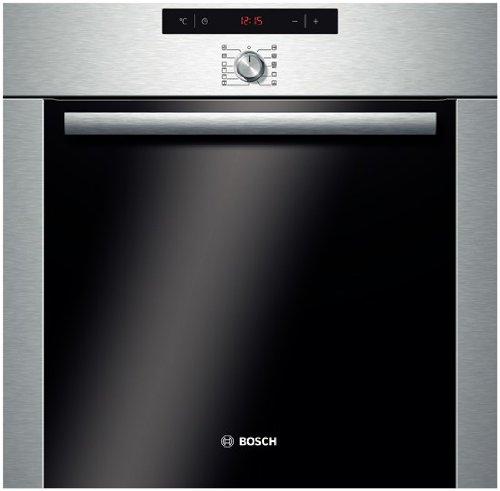 Bosch hba74r252e Electric Oven 60L A-10% acier inoxydable – Four (Electric Oven, 60 L, 60 L, Pyrolyse, acier inoxydable, rotatif)