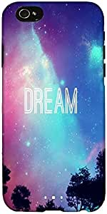 Snoogg Dream Universe Case Cover For Apple Iphone 6+ / 6 Plus