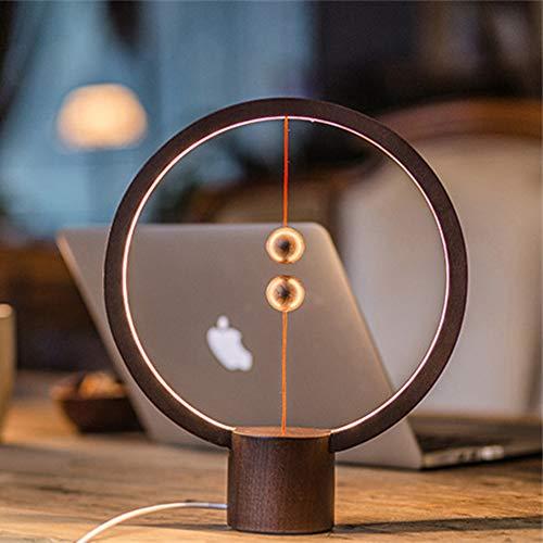 b Nachtlicht LampeTischlampe Smart Balance Mjw Magnetlampe Magnetwucht Geschenk Kreative PuXiOkZ