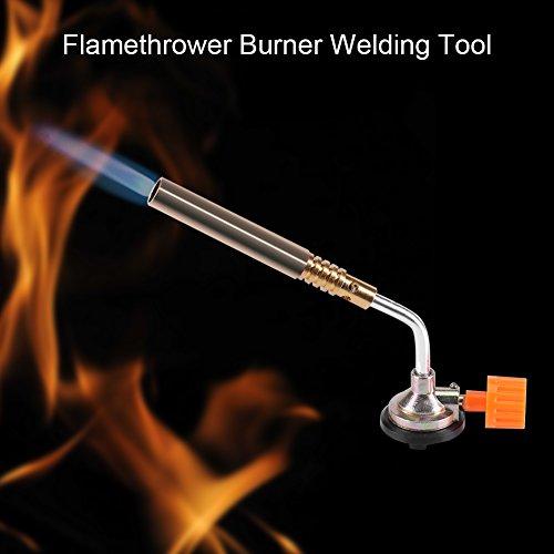 Antorcha de gas, quemador de lanzallamas Butano Soplete a gas Antorcha de...