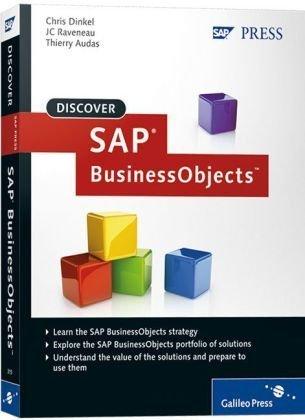Discover SAP BusinessObjects by Chris Dinkel (2010-11-28) par Chris Dinkel; JC Raveneau; Thierry Audas