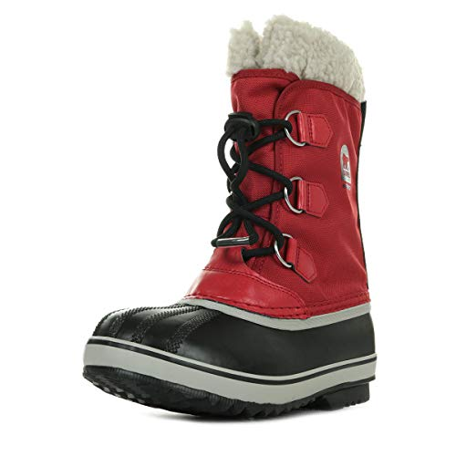 Sorel Yoot Pac Nylon Boots Youth Rocket/Nocturnal Schuhgröße US 3 | EU 34 2018 Stiefel 3 Pac Boots