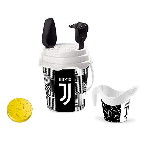 Mondo 28627-Set de Playa Juventus Bucket Set 28627