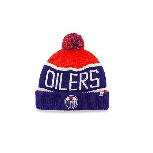'47 Brand Edmonton Oilers Wraparound NHL Wintermütze