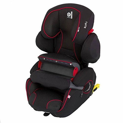 Preisvergleich Produktbild Kiddy Guardianfix Pro 2 Group 1/2/3 Car Seat Limited Edition Streamline by Kiddy