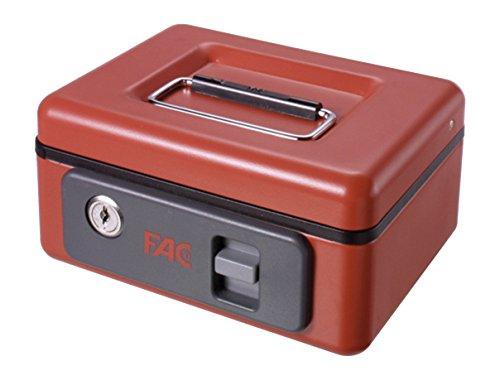 FAC 25002 Caja de caudales, Rojo