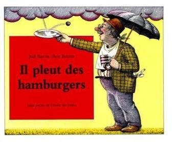 Il pleut des hamburgers