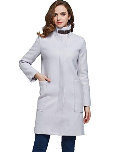 f3fd208644bfba Camii Mia Mia - Cappotto - Montgomery - Donna... - Abbigliamento