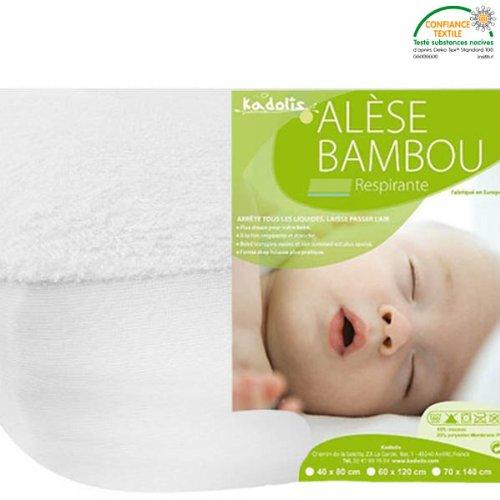 Natal Baby - Coprimaterasso In Fibra Di Bambù, 60x120 Cm