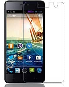 Curve 2.5D TEMPERED GLASS FOR Micromax Canvas Xpress A99 (BUY 1 GET 1 FREE) + OTG CABLE FREE