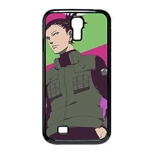 Samsung Galaxy S4 9500 Black phone case Naruto Shikamaru Nara Best gift for boys ONH7242570