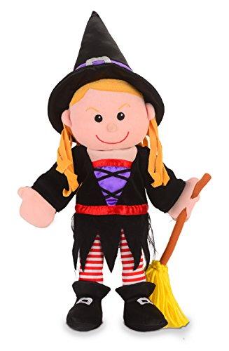 Fiesta Crafts- Marioneta Bruja