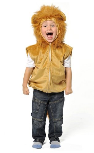 Preisvergleich Produktbild Lion Cape - One Size 3 - 7 years