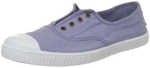victoria - Inglesa Elastico Tenido Punt, Sneakers da donna, Bleu (36 Azul), 39 EU