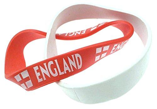 Armband oder England England Gummi Armband 114276