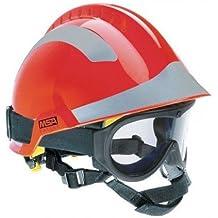 Casco para emergencias Gallet F2 Xtrem - Rojo
