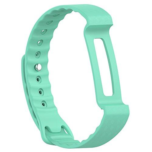 Honor A2Silikon Strap-Sport-Handgelenk-Band-Armband-Smartwatch für Huawei Honor A2 (Ein Menschliches Kostüm Band)
